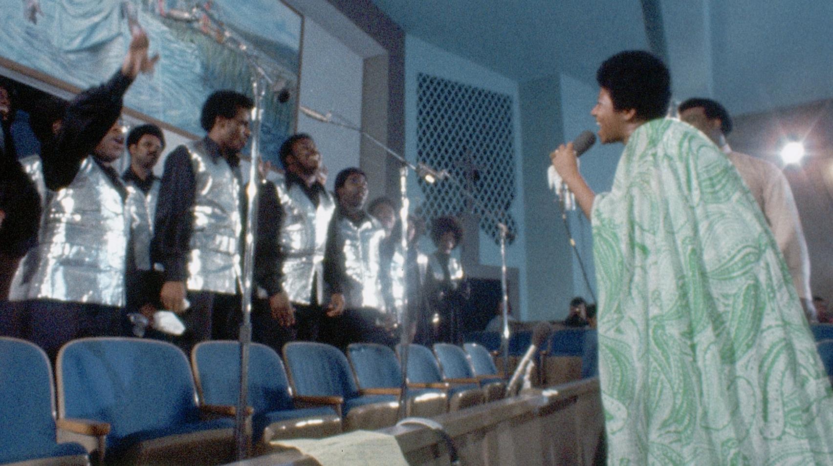 Amazing Grace (2018), la recensione del documentario sul celebre album gospel di Aretha Franklin