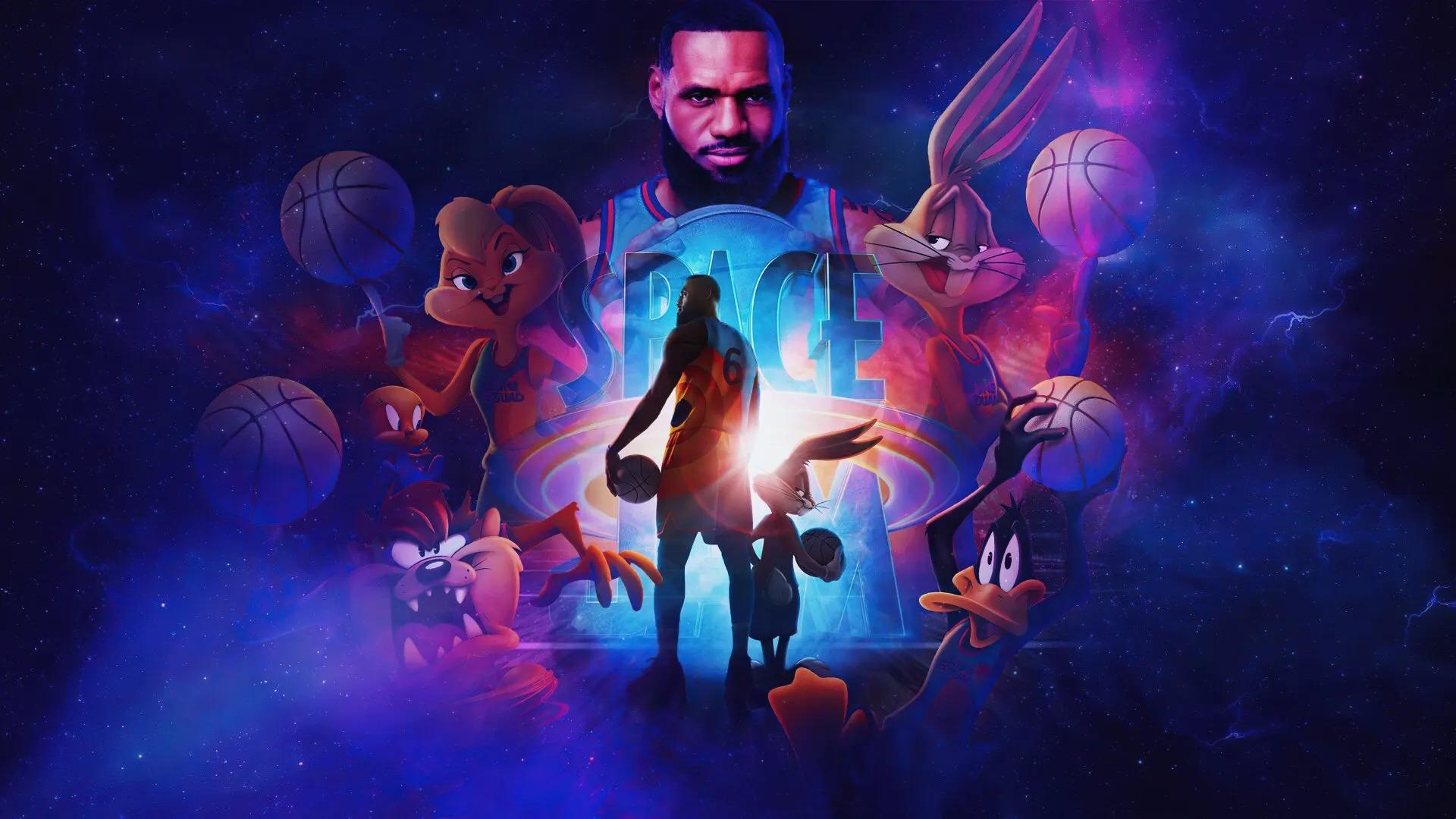Space Jam: New Legends (2021), nella sfida tra protagonisti vince LeBron James: la recensione del film