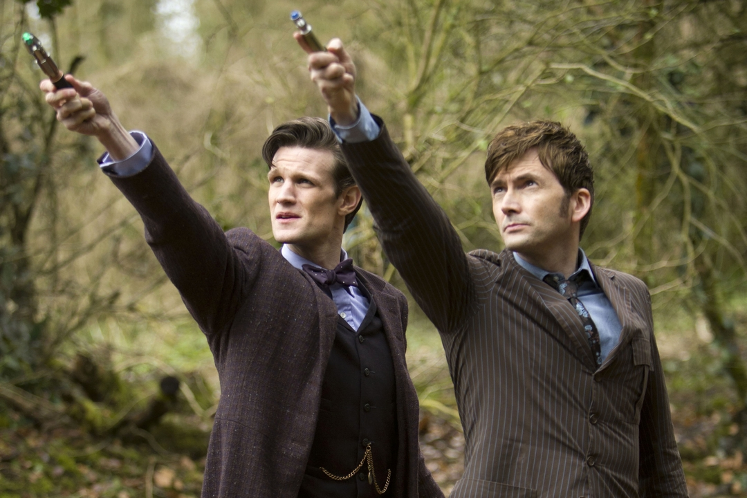 Doctor Who - Il giorno del Dottore