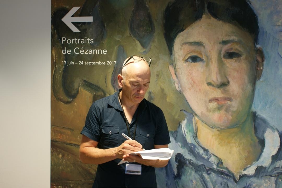 Cézanne - Ritratti di una vita