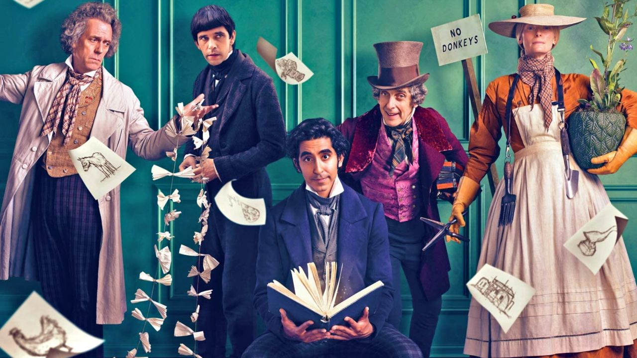 La vita straordinaria di David Copperfield: la recensione del film con Dev Patel